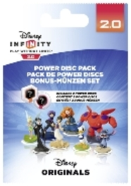 Disney Infinity 2.0 Disney Originals Power Disc Pack