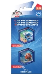 Disney, Infinity 2.0 Toy Box Game Disc Disney