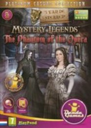 Mystery legends The phantom of the opera