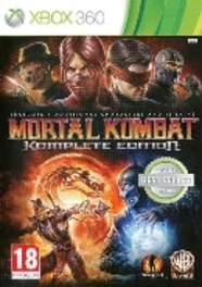 XBOX Game Mortal Kombat (Komplete Edition)