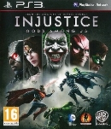 Game, PS3, Injustice, Gods Among Us