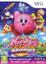 Game, Wii, Kirby's - Adventure