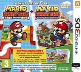 Mario & Donkey Kong - Mini's on the move/Mini's march again
