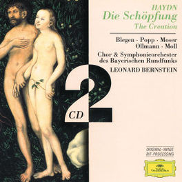 DIE SCHOPFUNG-CREATION W/LUCIA POPP, KURT MOLL, BAYER.RUNDF.SYM.ORCH.& CHOIR Audio CD, J. HAYDN, CD