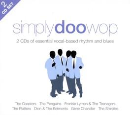 SIMPLY DOO WOP V/A, CD