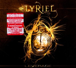LEVERAGE -DIGI- INCLUDES 2 BONUS TRACKS AND ONE VIDEOCLIP LYRIEL, CD