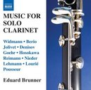 MUSIC FOR SOLO CLARINET...