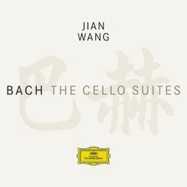 6 SUITES FOR VIOLONCELLO ...SOLO // WORK OF BACH Audio CD, JIAN WANG, CD