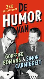DE HUMOR VAN GODFRIED.. .. BOMANS EN SIMON CARMIGGELT luisterboek, Godfried Bomans, Book, misc