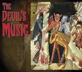 DEVIL'S MUSIC V/A, CD