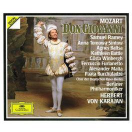 DON GIOVANNI CHOR DEUTSCHE OPER BERLIN/BP/KARAJAN Audio CD, W.A. MOZART, CD