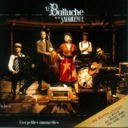 NOS PETITS.. -DIGI- .. AMOURELLES BALLUCHE DE LA SAUGRENUE, CD
