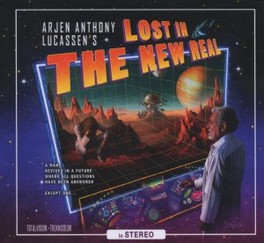 LOST IN THE NEW REAL-LTD- ARJEN ANTHONY LUCASSEN, CD
