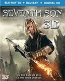 Seventh son (3D), (Blu-Ray)