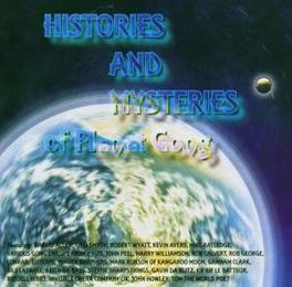 HISTORY & THE MYSTERY.. GONG, CD