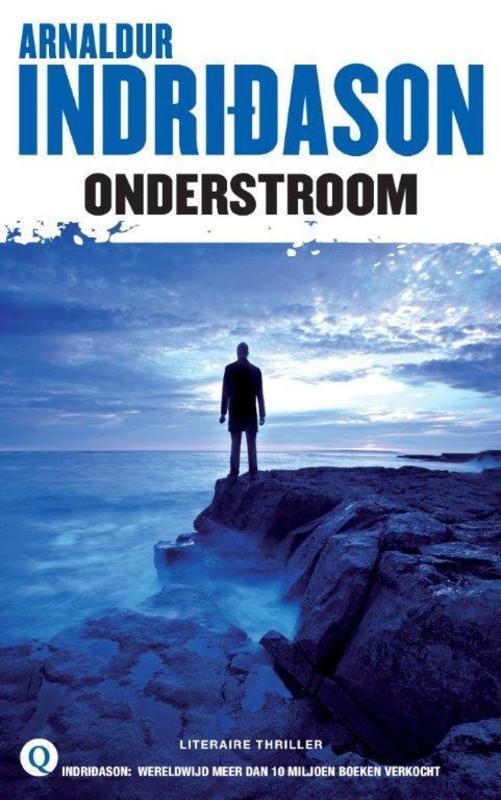 Onderstroom Indriðason, Arnaldur, Paperback