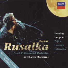 RUSALKA -HIGHLIGHTS- W/SOLISTEN CZECH PHILHARMONIC ORCHESTRA, MACKERRAS Audio CD, A. DVORAK, CD