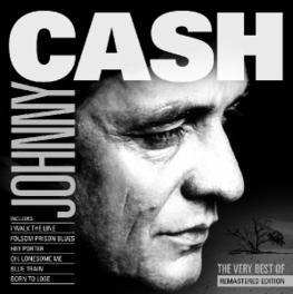 VERY BEST OF-REMASTERED JOHNNY CASH, CD