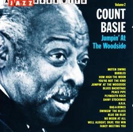 A JAZZ HOUR WITH -VOL.2- JUMPIN' AT THE WOODSIDE -16 TR.- Audio CD, COUNT BASIE, CD
