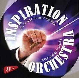 INSPIRATION.. -SACD- .. ORCHESTRA PETER KLEINE SCHAARS, CD