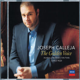 GOLDEN VOICE ITALIAN & FRENCH ARIAS:VERDI/DONIZETTI/MASSENET/BIZET/B Audio CD, JOSEPH CALLEJA, CD