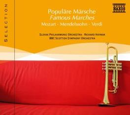 FAMOUS MARCHES SLOVAK P.O./BBC SCOTTISH P.O. V/A, CD