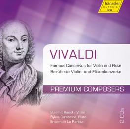 FAMOUS CONCERTOS FOR VIOL ENSEMBLE LA PARTITA A. VIVALDI, CD
