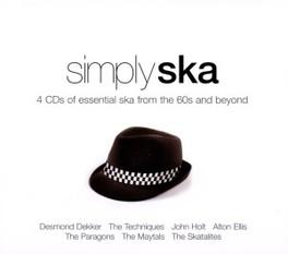 SIMPLY SKA V/A, CD