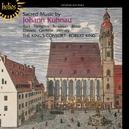SACRED MUSIC KING'S CONSORT: ROBERT KING