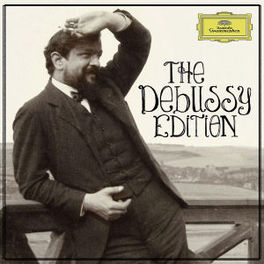 DEBUSSY EDITION VARIOUS C. DEBUSSY, CD