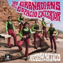 REGGALACTICO LOS GRANADIANS, CD
