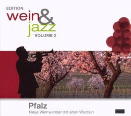 WEIN & JAZZ 2- PFALZ V/A, CD