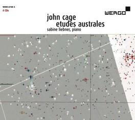 ETUDES AUSTRALES BOOK I-I SABINE LIEBNER J. CAGE, CD