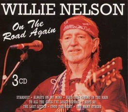 ON THE ROAD AGAIN *BOX* INCL. TO ALL THE GIRLS I'VE LOVED BEFORE/GEORGIA ON MY Audio CD, WILLIE NELSON, CD