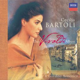 VIVALDI ALBUM W/CECILIA BARTOLI, IL GIARDINO ARMONICO Audio CD, CECILIA BARTOLI, CD