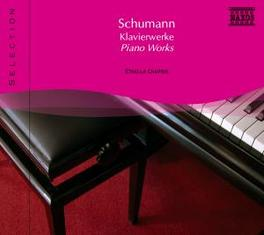 PIANO WORKS ETHELLA CHUPRIK R. SCHUMANN, CD