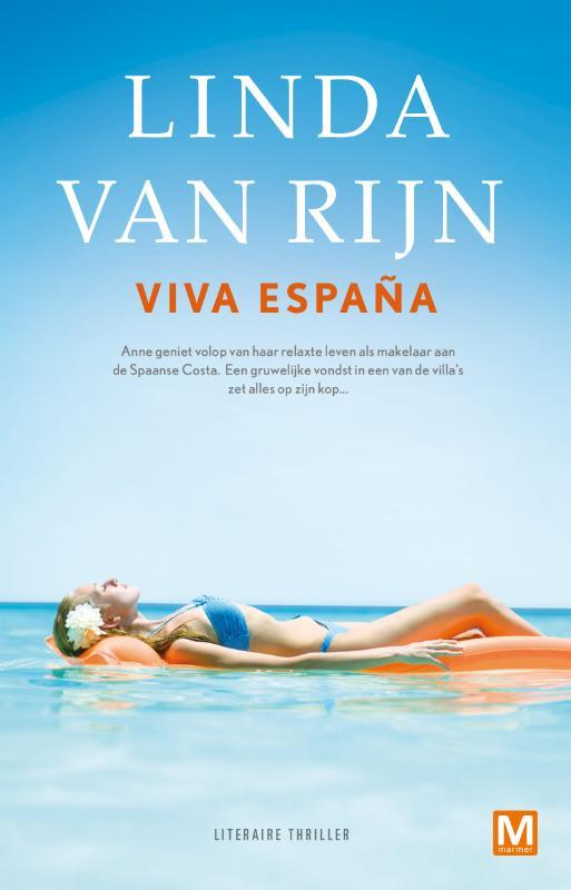 Viva España literaire thriller, Van Rijn, Linda, Paperback