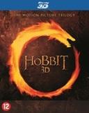 Hobbit trilogy (3D), (Blu-Ray)