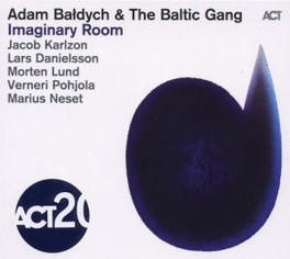IMAGINARY ROOM ADAM BALDYCH, CD
