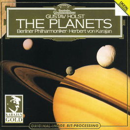 PLANETS RIAS KO & BP KARAJAN GOLD Audio CD, G. HOLST, CD