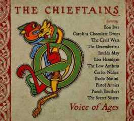 VOICE OF AGES *FT. BON IVER/CIVIL WARS/DECEMBERISTS/PAOLO NUTINI...* CHIEFTAINS, CD