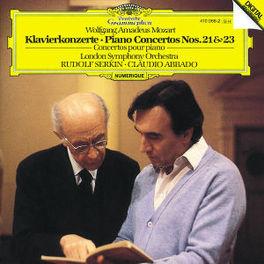 PIANO CONC 21 & 23 RUDOLF SERKIN Audio CD, W.A. MOZART, CD