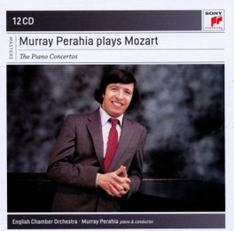 PIANO CONCERTOS MURRAY PERAHIA W.A. MOZART, CD