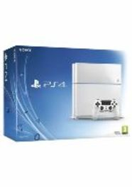 Sony PlayStation 4 500 GB Glazier White