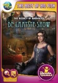 The Agency Of Anomalies: De Laatste Show
