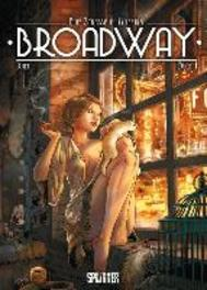 Broadway 01 Djief, Hardcover