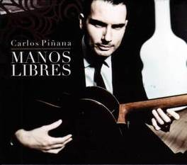 MANOS LIBRES CARLOS PINANA, CD