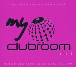 MYCLUBROOM VOL.1 V/A, CD