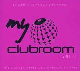MYCLUBROOM VOL.1 V/A, CD