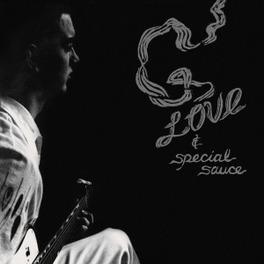 G. LOVE & SPECIAL SAUCE 180GR. AUDIOPHILE VINYL G. LOVE & SPECIAL SAUCE, Vinyl LP